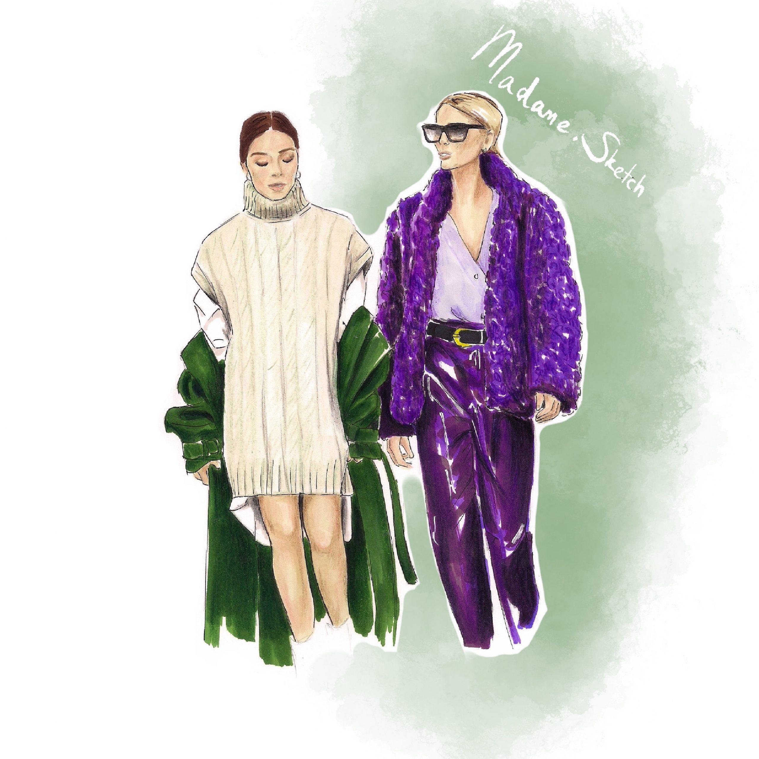 Madame.Sketch.Work.Fashion
