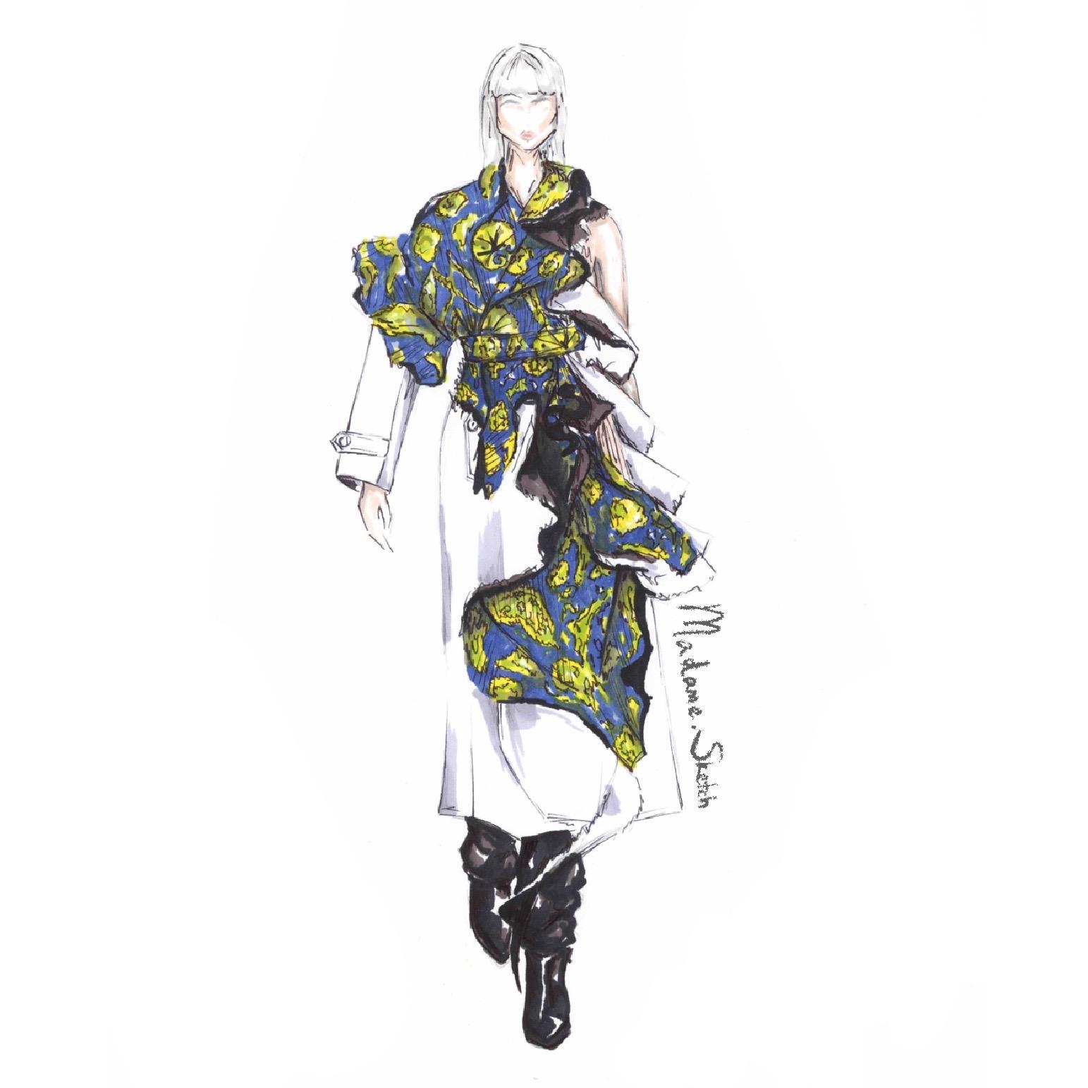 Madame.Sketch.Fashion.Maison.Margiela