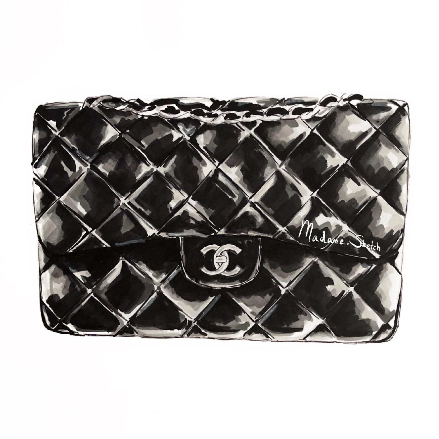 Madame.Sketch.Fashion.Chanel