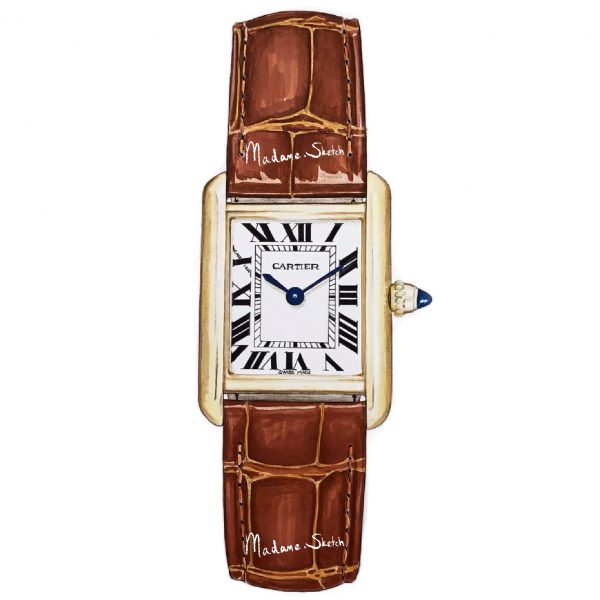 Madame Sketch Cartier 2 MSIL-02