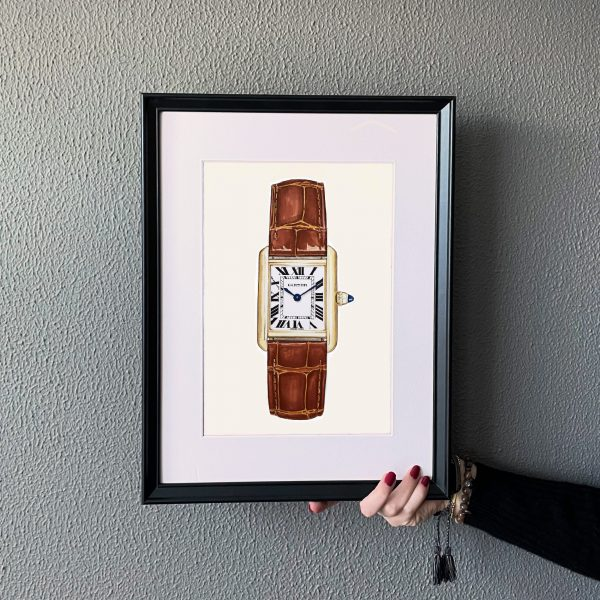 Madame Sketch Cartier 1 MSIL-02
