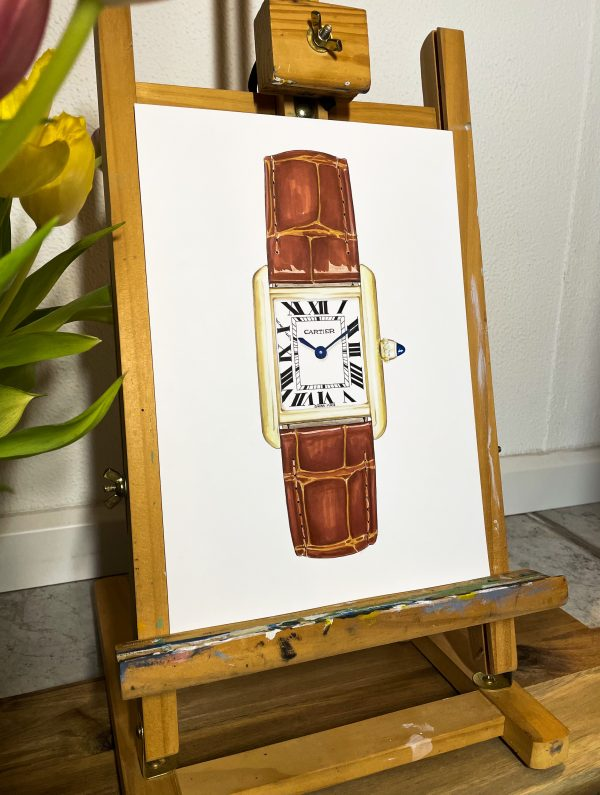 Madame Sketch Cartier 3 MSIL-02