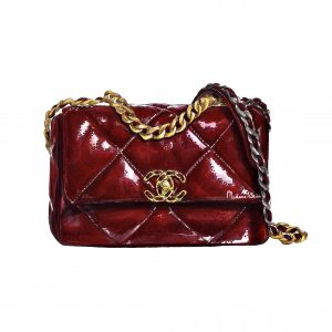 Madame Sketch Chanel flap 19