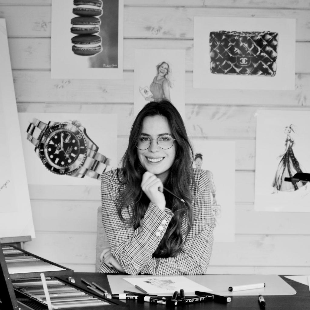 Madame Sketch Susan Sengers